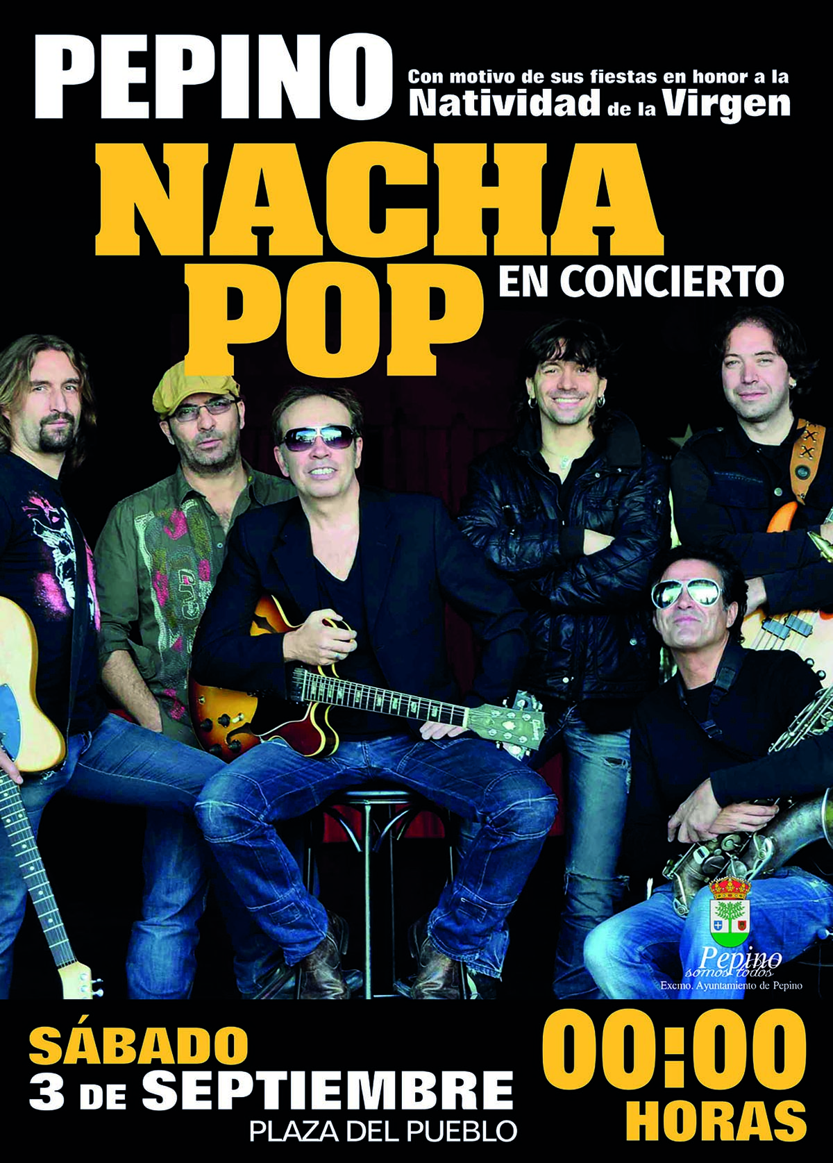 cartel nacha pop pepino