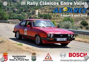 III Rally Clásico Entre Valles